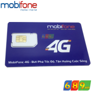 Sim 4G Mobifone Trọn Gói 6 Tháng Không Nạp Tiền