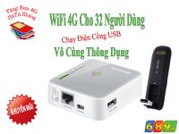 Bộ Phát WiFi 4G TP-Link MR3020 Tốc Độ 150Mbps