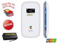 Wifi Di Động 3G ZTE MF60 Tốc Độ 21.6Mbps