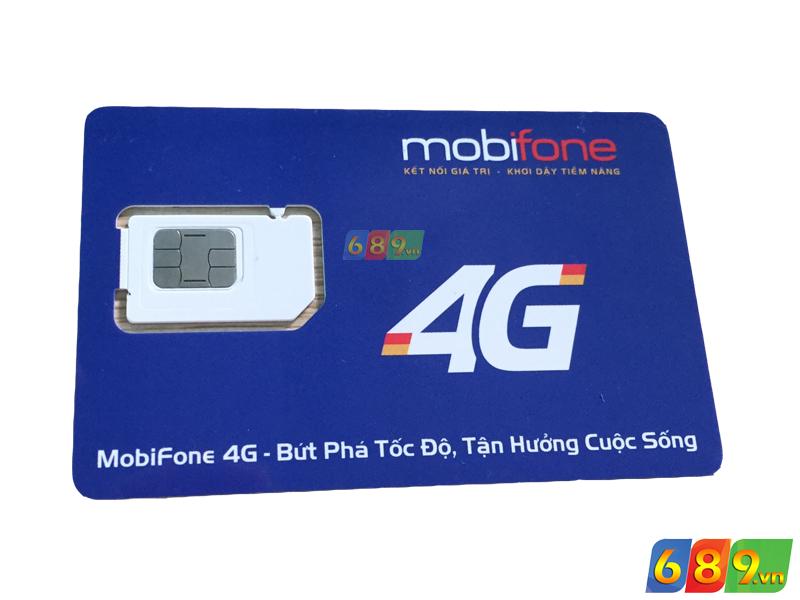 Sim 4G Mobifone Không Giới Hạn Dung Lượng - Tốc Độ