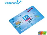 Sim 3G vinaphone khuyến mại 6,5Gb/Tháng