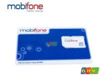 Sim 3G Fast Connect MobiFone Cộng 7Gb x 12 Tháng