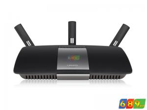 Cục Phát Wifi Linksys EA6900 Băng Tần kép Tốc Độ Cao