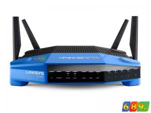 Bộ Phát Wifi Linksys WRT1900ACS Cao Cấp Tốc Độ Cao