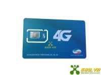 Sim Dcom 4G Viettel Khuyến Mại 10Gb/Tháng Tổng Dung Lượng 122Gb Data