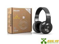 Headphone Bluetooth Bluedio H Turbine