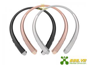 Tai Nghe Bluetooth LG HBS 910 Thiết Kế Ấn Tượng