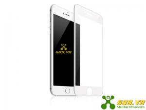 Kính Cường Lực Full Màn Hình Cho Iphone 6 Chính Hãng GLASS