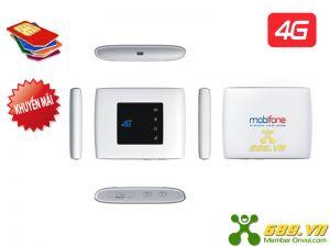 Cục Phát Wifi Chuẩn 4G Mobifone MF920V Sử Dụng Đa Mạng