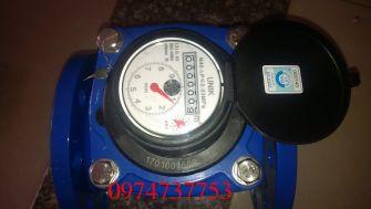 Đồng hồ đo lưu lượng nước UNIK DN 65