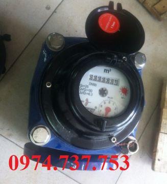 Đồng hồ đo lưu lượng nước D 90, Đệ Nhất - LXLC DN 80