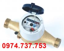 Đồng hồ nước SENSUS kết nối ren DN 15/ DN 20/ DN 25/ DN 32/ DN 40