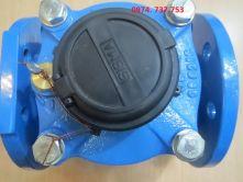 Đồng hồ đo lưu lượng nước Sisma Italy