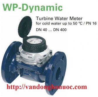 """Đồng hồ nước mặt bích SENSUS WP- Dynamic DN 150 mm, 8"""" inchs"""