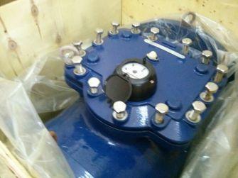 Đồng hồ đo nước mặt bích MERLION LXLC - 500, water meter Flange