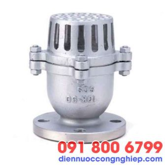 Rọ bơm (van hút, foot valve) Inox PN10/PN16/10K/16K/20K/ANSI size 80A DN80