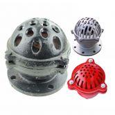 Rọ bơm (van hút, foot valve) Inox PN10/PN16/10K/16K/20K/ANSI size 200A DN200