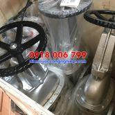 Van cổng nhập khẩu DN50- DN600