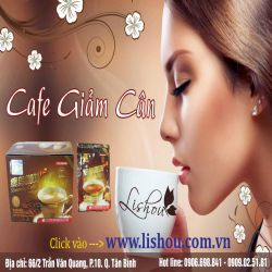 Cafe Giảm Cân Lishou Slimming Coffee BAIAN