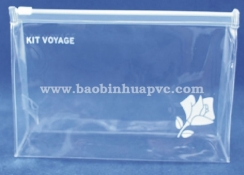 Túi nhựa PVC đựng mỹ phẩm 16