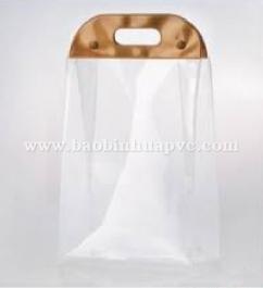 Túi nhựa PVC đựng mỹ phẩm 37