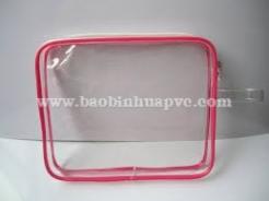 Túi nhựa PVC đựng mỹ phẩm 39