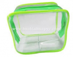 Túi nhựa PVC đựng mỹ phẩm 44