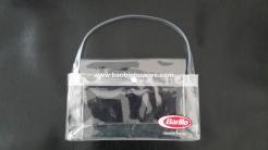 Túi nhựa PVCcó quai xách 02