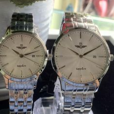 Đồng hồ chính hãng Sunrise SRWatch giá chỉ từ 1 triệu đồng.