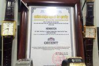 Đồng hồ Orient nam mặt vuông bán chạy nhất tại HDWatch