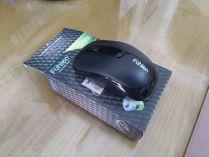 Chuột không dây Fuhlen A09 (Đen)