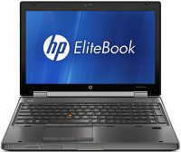 HP Elitebook Workstation 8560w