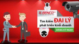 BENCO mở rộng hệ thống đại lý phân phối camera trên toàn quốc