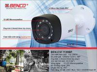 Chi tiết camera thân hồng ngoại BEN - CVI1120BP