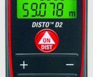 Máy đo khoảng cách GEO-Fennel DISTO D2