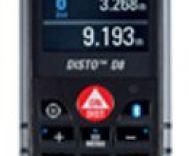 Thước đo bằng laser - Leica DistoDM D8