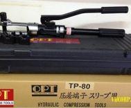 Kìm ép cos thuỷ lực OPT TP-80
