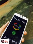Samsung Galaxy S5- Điện thoại bảo mật vân tay đầu tiên của SamSung- Hình ảnh của máy đã qua sử dụng có chọn lọc !
