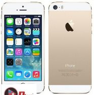 APPLE IPHONE 5S 16GB GOLD Qua sử dụng Đẹp 99%