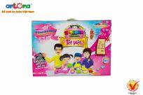 Bộ đồ chơi nấu ăn - Kichen Antona - Tết Việt Clip