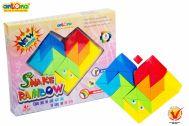 Snake Rainbow - Chú rắn cầu vồng bộ đôi