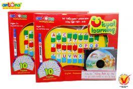 Bảng hiếu học song ngữ