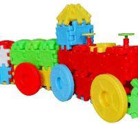 Hướng dẫn lắp ghép tàu hỏa