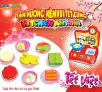 Giới thiệu bộ đồ chơi nấu ăn Kitchen Antona