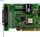 Universal PCI Bus, 3-axis Encoder Input Card