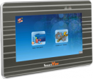 """15"""" SmartView with AM3354 CPU and WinCE7 OS"""