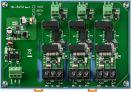 Module chuyển đổi 3 kênh đầu vào điện áp 600 VDC sang tín hiệu tương tự (Analog) cách ly