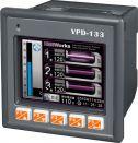 Màn hình cảm ứng HMI 4.3 inch kết nối  RS-232/RS-485, USB, RTC, Rubber Keypad, support XV-board