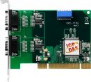 Card PCI Bus 2 cổng RS-232