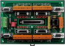 Photo-isolated Snap-on Wiring Terminal Board